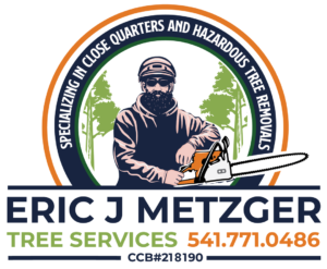 Eric Metzger Tree Services Logo